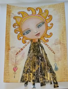 Beacon of Light from Tamara Laporte's Life Book 2015 Beacon Of Light, Book Of Life, Princess Zelda, Fictional Characters, Art, Craft Art, Kunst, Gcse Art, Art Education Resources