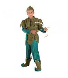 Πήτερ Παν παιδική στολή Στολές για μικρά παιδιά
