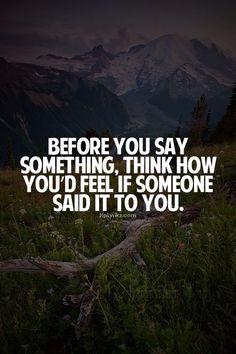 Again... Be kind...