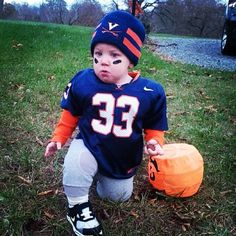UVa Halloween - the most precious thing ever