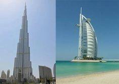 mrakodrapy v dubaji Burj Khalifa, Building, Travel, Viajes, Buildings, Destinations, Traveling, Trips, Construction