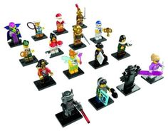LEGO Minifigures Series 8 8833 ONE Random Pack >>> Continue to the product at the image link.
