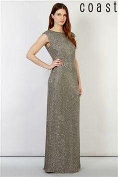 Coast cosmic maxi dress