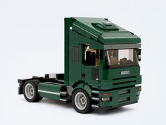 IVECO Truck (Made from the Official LEGO Mini-Cooper set)