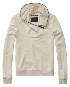 Biker Sweater Top - Scotch & Soda