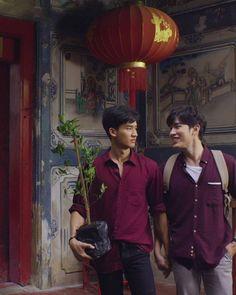 Vampire Sphere, Asian Love, Thai Drama, Shadow Hunters, Asian Actors, Drama Movies, Photo Cards, Cute Couples, My Boys