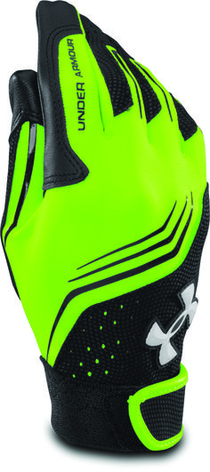 Under Armour Clean-up Batting Glove LIME