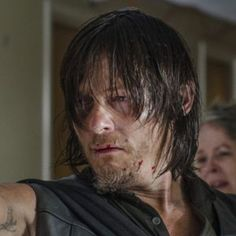 I an so re watching from season 1 and focus only on the character development of #Daryl ! I wanna know why I am so obsessed with him! #thewalkingdead