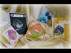 Spellbinders Celebrations My Friend Cards