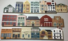 Pin on Real Estate Office / Work Real Estate Office, Seaside Village, Vintage Shops, Mansions, Shelf, House Styles, Cats, Houses, Ebay
