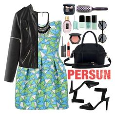 """""""Persunmall"""" by oshint ❤ liked on Polyvore featuring mode, NARS Cosmetics, H&M, Bare Escentuals, cool, pretty, dresses en persunmall"""