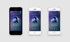 #uidesign #musicapp #guidesign #mockup #appdesign #graphicdesign