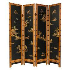 Asian and Shoji Room Dividers on Hayneedle - Asian and Shoji Room Dividers For…