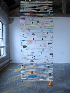 Suggestive exhibition explores a very postmodern eroticism… Lara Angol, Rebecca Ounstead and Samara Scott — Girl on Girl Mobiles, Instalation Art, Recycled Art, Postmodernism, Art Object, Art Plastique, Public Art, Art School, Textile Art