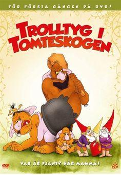 "Trolltyg i Tomteskogen - Swedish version of ""Gnomes"" A classic!"