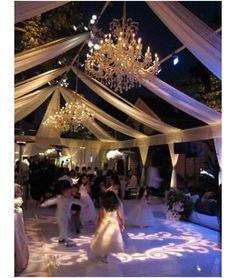 The Frame Wedding Tent