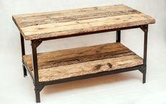 Pinewood table