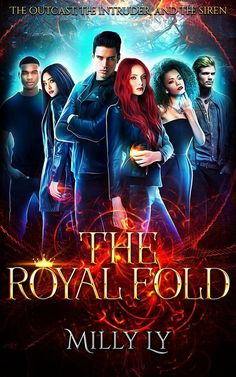 Amazon.com: THE ROYAL FOLD: The outcast, the intruder, and the siren series. eBook: Milly Ly: Kindle Store