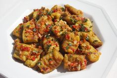 Sweet potato gnocchi and other low histamine recipes.