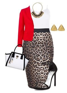 6 stylish plus size outfits for work - Page 6 of 6 - women-outfits.com