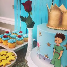 The Little Prince Birthday Party Ideas | Photo 6 of 13