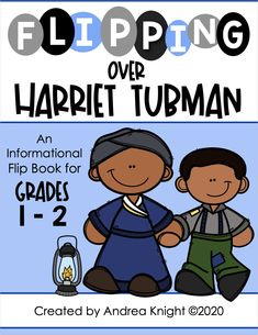 First Grade, Grade 1, Second Grade, Harriet Tubman Biography, Biography Project, Nonfiction Text Features, Primary Classroom, Book Projects, Women In History