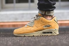 "Nike ""Bronze"" Air Max 90 Winter Premium Returns for Autumn 2016 - EU Kicks…"