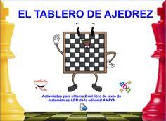 El tablero de ajedrez                                                       …