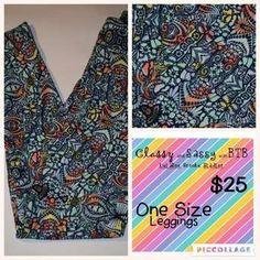 ShopTheRoe   LuLa Lovelies Shop The Roe Tuesdays! - One Size Leggings