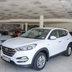 Handsome Hyundais: they keep making fantastic vehicles. Our 2016 Hyundai Tucson Premium Automatic is another fine example, and this one has been truly loved by its previous owner as the… First They Came, Automatic Transmission, Tucson, 5 Years, Vehicles, Car, Vehicle, Tools
