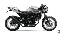 The first Suzuki '16 SV650 custom is here.   It's not a factory concept, but it's a great indication of what a base for building the new SV650 could be. The SV650 'Cafe Racer x Road Rally' concept is the first build that we've seen based upon the well-received 2016 Suzuki SV650 and we're liking the dir...  See http://mofi.re/1Ri7W7Z for more.  #2016, #Custom, #NewBike, #Suzuki, #Sv650