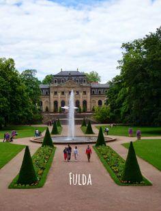 Orangerie im Schlossgarten, Fulda, Germany