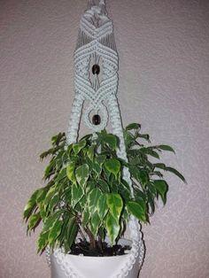 Macrame plant hanger, macrame planter | Home & Garden, Yard, Garden & Outdoor Living, Gardening Supplies | eBay!