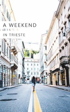 A weekend in Trieste: highlights, travel tips, restaurants, sightseeing. All you need to know to spend the perfect weekend in Trieste.