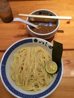 @naruminaru3 お疲れ様です。 つけ麺、私は「つじ田」が好きです