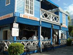 Rum Runners - Port Lucaya, Freeport, Grand Bahama Island