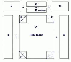 Free Mason Jar Quilt Pattern | Bug Jar Quilt Block Tutorial