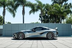 BREAKING NEWS: Latest Leaked Photos of the Toyota FT-1, Supra Successor!!