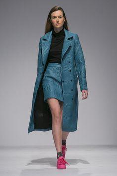 Yasya Minochkina Ready To Wear Fall Winter 2015 Kiev