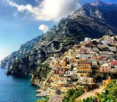 Positano Picture of The Day Amalfi Coast Positano, Path Of The Gods, Excelsior Hotel, Pierre Hotel, Isle Of Capri, Affordable Hotels, Hotel Packages, Great Hotel, Capri