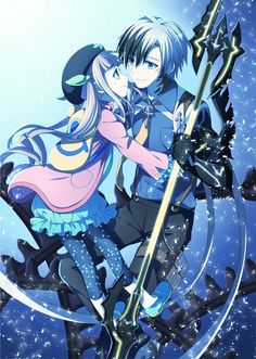 Elle and Ludger