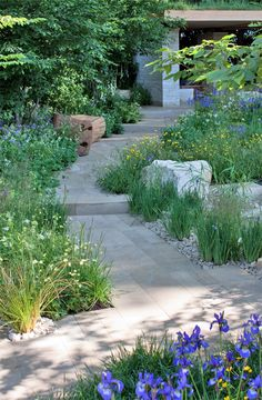 RHS Chelsea Flower Show 2014 – The Homebase Garden by Adam Frost