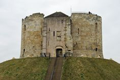 Clifford's Tower - North Yorkshire England