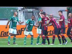 Palmeiras 4 X 0 Atlético PR Jogo Completo 1ª Rodada Brasileirão 14.05.2016 - YouTube