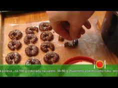 Kluci v akci  - Klášterní rohlíčky [recept 535].flv Czech Recipes, Baking Recipes, Dishes, Cooking, Breakfast, Youtube, Kitchens, Cooking Recipes, Kitchen
