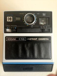 Polaroid  Alte Kodak Ek6 - fuer Polaroid Liebhaber aus der Schweiz!
