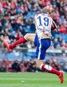 El zapatazo de Fernando Torres a favor de la Leti.