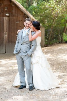 Nothing's sweeter than that gorgeous newlywed glow! | George Street Photo  Video