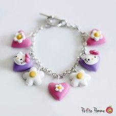 Pulsera Hello Kitty 01