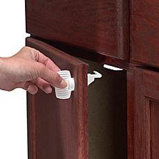 image of KidCo® Adhesive Mount Magnet Lock Starter Kit